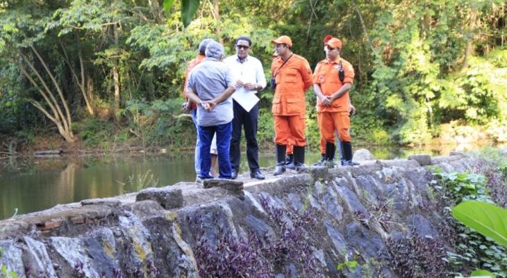 Órgãos federais e estaduais vistoriam barragens nesta terça-feira (12), em Palmeira