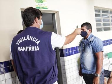 Marcação de exames e procedimentos será retomada na segunda (10), em Palmeira