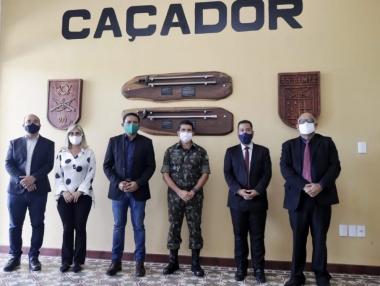 Exército e Prefeitura de Palmeira realizarão grande Operação Covid-19 na próxima semana