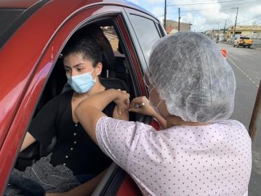 Vacina Palmeira: Palmeira inicia vacinação de adolescentes de 12 anos acima sem comorbidades
