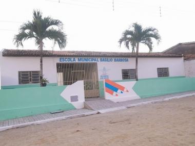 Palmeira 132 anos: Júlio Cézar entrega melhorias em escola na comunidade Olho D'Água do Bonifácio