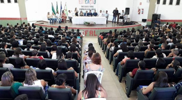 Semed realiza 1ª Jornada Pedagógica 2019, em Palmeira