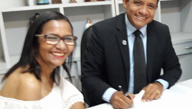 Márcia Souza deixa Captação de Recursos e assumirá Secretaria da Mulher