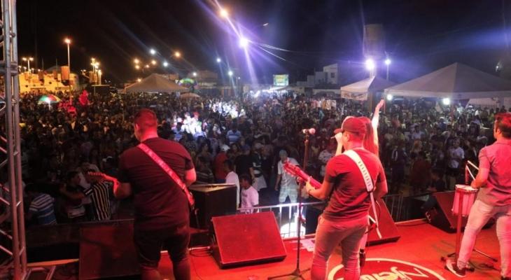 Carnaval chega ao fim com muita alegria e tranquilidade, em Palmeira