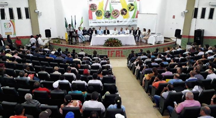 Oficina da Rota da Fruticultura é lançada emPalmeira dos Índios