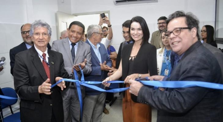 Cjus de Palmeira dos Índios foi inaugurado nesta quarta (8)