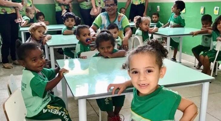 Licitação para construção de novas creches será autorizada nesta quinta-feira (16), em Palmeira