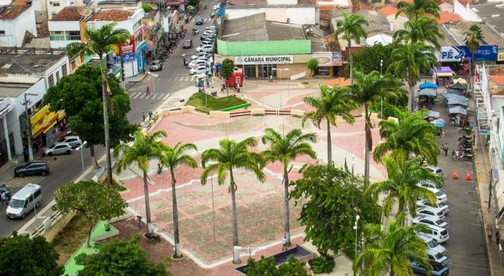 Prefeitura de Palmeira entregará obras do Centro da cidade nesta sexta (10)