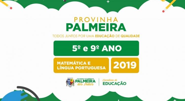 Semede inicia Provinha Palmeira nesta segunda-feira (3)