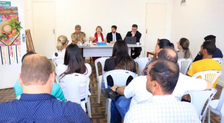 Prefeitura de Palmeira assina TAC que orienta sobre conduta durante o São João do Povo 2019