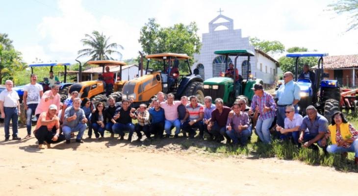 Prefeitura de Palmeira lança Programa Terra Arada 2019