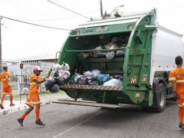 Confira o novo Cronograma de coleta de lixo domiciliar de Palmeira dos Índios