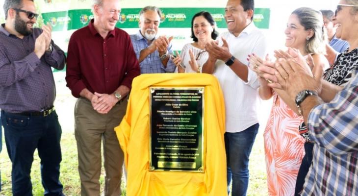 Empresa aposta em progresso de Palmeira para implantação de usina de energia solar