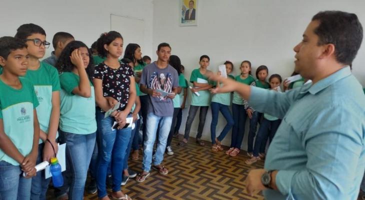 130 anos de Palmeira: População participa de Ouvidoria Itinerante