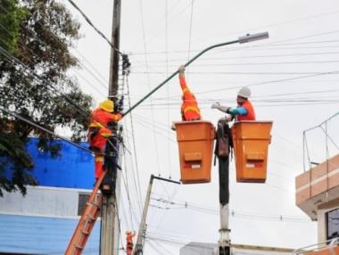 Prefeitura entrega nesta terça (13) a nova iluminação em LED do Centro de Palmeira dos Índios