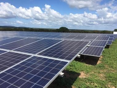 Lançamento da pedra fundamental da primeira usina de energia solar de Alagoas será nesta segunda (12), em Palmeira