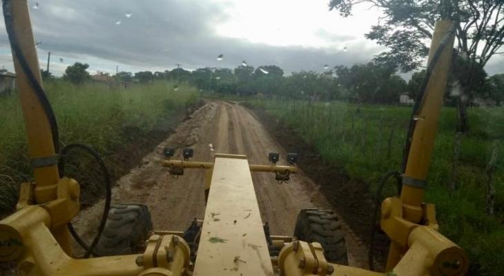 Programa Estrada Boa é reiniciado na zona rural de Palmeira dos Índios