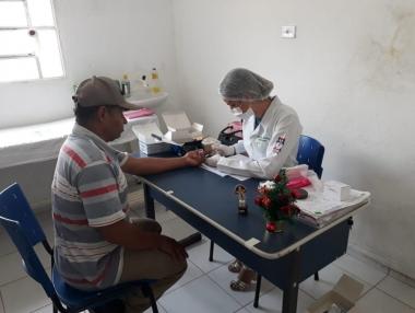 Dezembro Vermelho: Unidades de Saúde trabalham prevenção da AIDS em Palmeira dos Índios