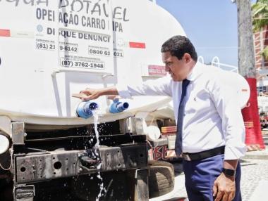 Programa Mais Água Agricultor minimizará efeitos da seca em Palmeira dos Índios
