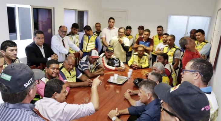 Corrida de motototáxi passará para R$ 5 a partir desta terça-feira (7), em Palmeira
