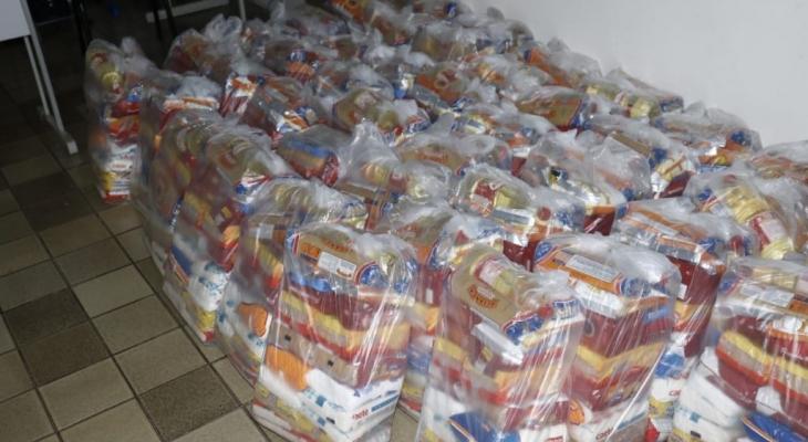 Prefeitura informa critérios para aquisição de cestas básicas