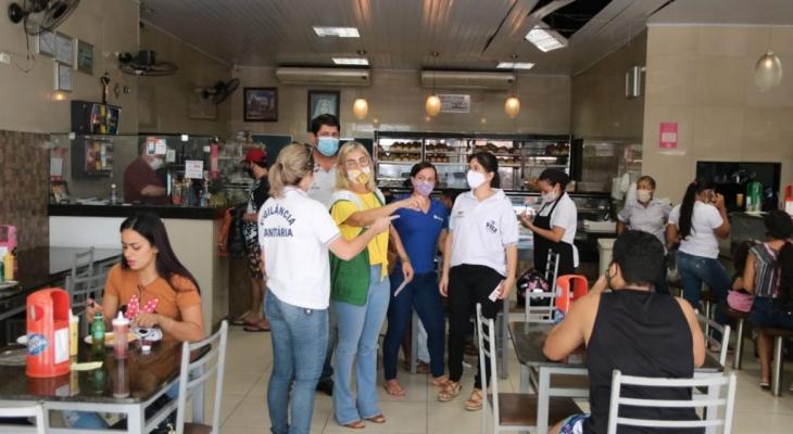 Coronavírus: Palmeira dos Índios entra na fase laranja com reabertura do comércio