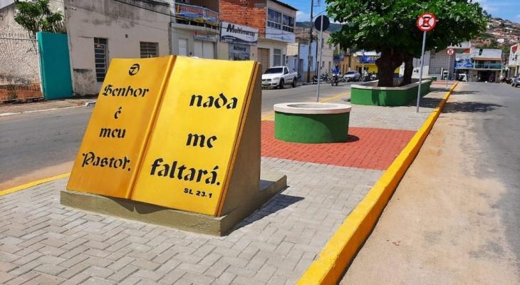 Prefeitura de Palmeira inaugura Praça da Bíblia nesta sexta (20), no bairro São Cristóvão