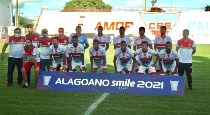 CSE conquista pela primeira vez vaga na Série D do Brasileirão
